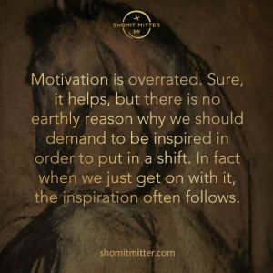 motivation-overated
